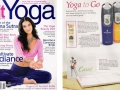 Fit Yoga Magazine - June 2007
