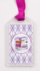 Doubles Bag Tag