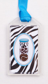 Wild Can Bag Tag