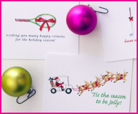 Holiday Stationery
